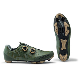 Northwave Rebel 2 Shoes Men camo green